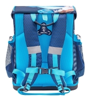 Belmil Mini Fit Schulranzen Set 4-tlg. - RACE BLUE