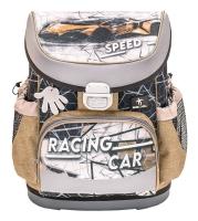 Belmil Mini Fit Schulranzen Set 4-tlg. - SPEED CAR RACING