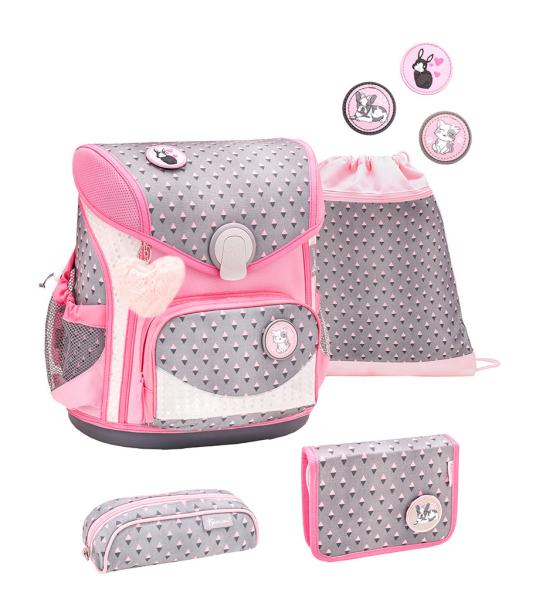 Belmil Cool Bag Schulranzen Set 4-tlg. - FAVOURITE PETS