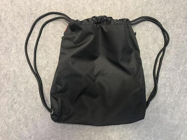 4You Cinch Bag - 940 - BLACK