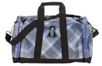 4You Sportbag M - 649 - CHECKER GREY/VIOLET