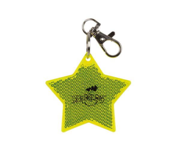 DerDieDas Anhänger Blinky - YELLOW STAR