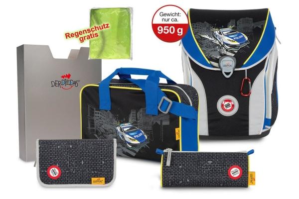 DerDieDas ErgoFlex MAX Set 6-tlg. - SPEED POLICE