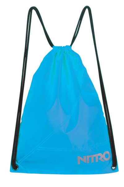 Nitro Sports Sack - ACID BLUE