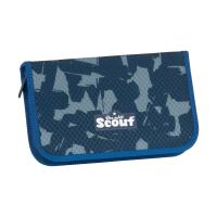 Scout Schulranzen Alpha - BLUE NINJA - Set 5-tlg.