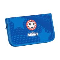 Scout Schulranzen Alpha - FUSSBALL STAR - Set 5-tlg.