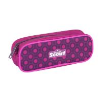 Scout Schulranzen Alpha Safety Light - MOONLIGHT PONY - Set 5-tlg.