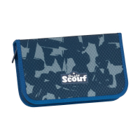 Scout Schulranzen Genius - BLUE NINJA - Set 5-tlg.