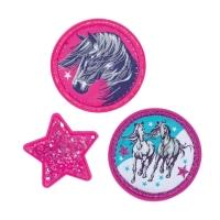 Scout Genius Schulranzen Set 5-tlg. - LUCKY HORSES