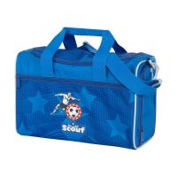 Scout Schulranzen Sunny II - FUSSBALL STAR - Set 5-tlg.