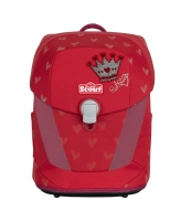 Scout Schulranzen Sunny II Premium - RED PRINCESS - Set...