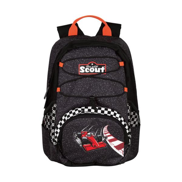 Scout Rucksack VI - RED RACER