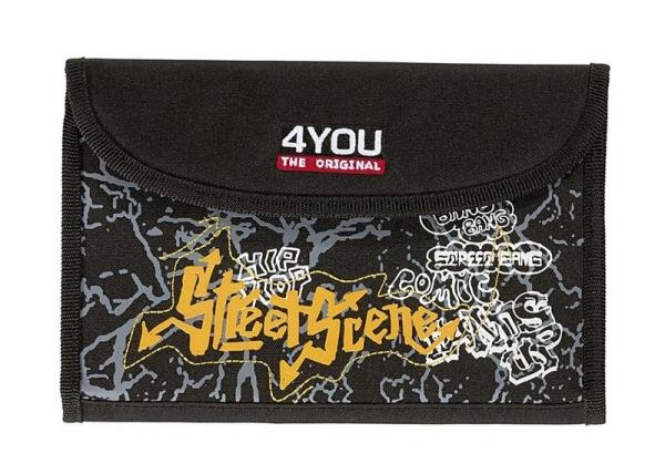 4You Soft Etui, ungefüllt - 469 - STREETSCENE