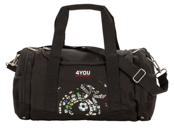 4You Sportbag Function - 591 - FUSSBALL