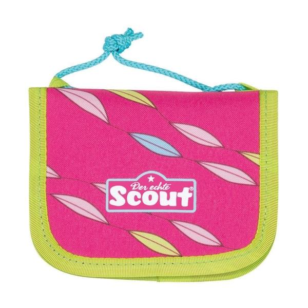 Scout Brustbeutel - PINK BUTTERFLY