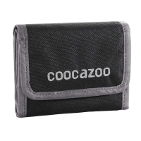 Coocazoo Geldbeutel CashDash - BEAUTIFUL BLACK
