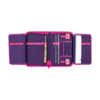 Scout Etui 7-tlg. - 6608 - PINK FLOWERS