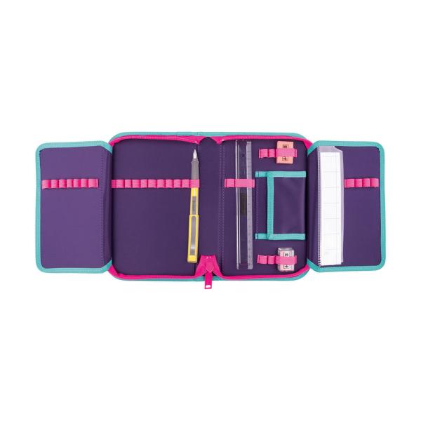 Scout Etui 7-tlg. - 6608 - PINK RAINBOW