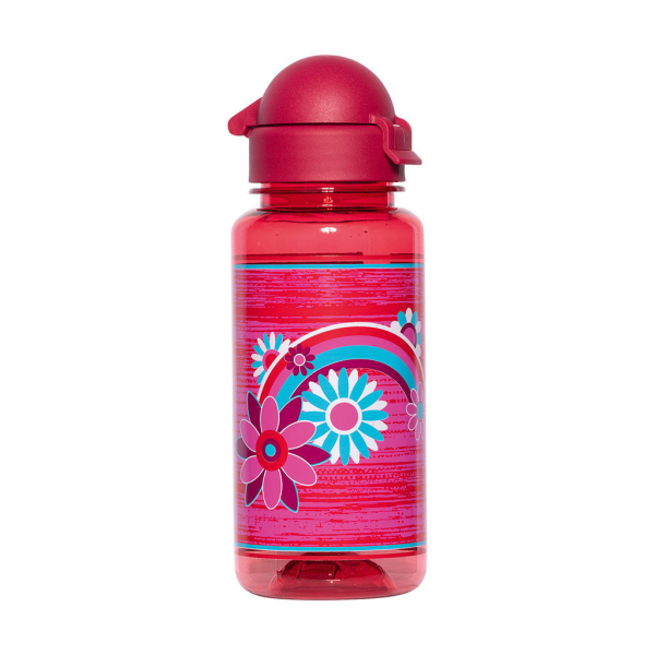Scout Trinkflasche - PINK RAINBOW