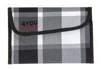 4You Soft Pencilcase - 656 - BIG CHECK