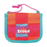 Scout Brustbeutel - PINK RAINBOW