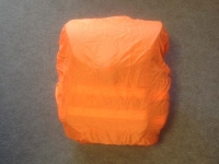 McNeill Regenhaube - orange