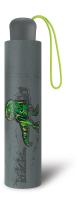 Scout Kinder-Taschenschirm - GREEN DINO - T-REX