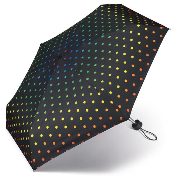 Regenschirm Ultra Mini - RAINBOW DOTS
