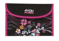 4You Soft Etui, ungefüllt - 527 - FLOWER OCEAN