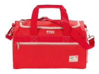 4You Sporttasche M - 236 - JUST RED