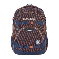Coocazoo Rucksack ScaleRale - ORANGE BLUE - FreakaSneaka