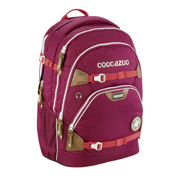 Coocazoo Rucksack ScaleRale - BOLD BERRY