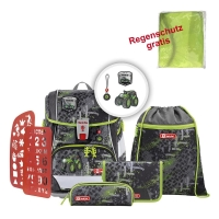 Step by Step 2in1 Plus Set, 7-teilig - GREEN TRACTOR