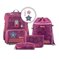 Step by Step e-Space Set, 5-teilig - GLAMOUR STAR