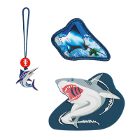 Step by Step Magic Mags - 3-teilig - ANGRY SHARK