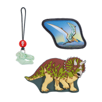 Step by Step Magic Mags - 3-teilig - DINO TRES