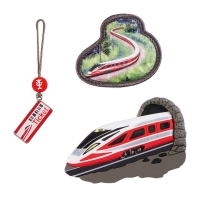 Step by Step Magic Mags - 3-teilig - FAST TRAIN