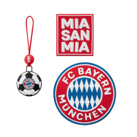 Step by Step Magic Mags - 3-teilig - FC Bayern MIA SAN MIA