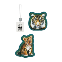 Step by Step Magic Mags - 3-teilig - WWF TIGERS