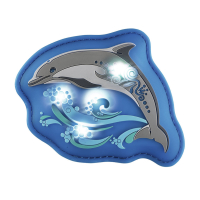Step by Step Magic Mags Flash - 1-teilig - JUMPING DOLPHINS