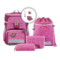 Step by Step Space Set, 6-teilig - NATURAL BUTTERFLY