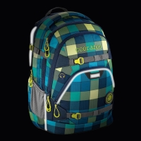 Coocazoo Rucksack ScaleRale - LIME DISTRICT