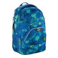 Coocazoo Rucksack ScaleRale - TROPICAL BLUE