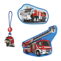 Step by Step Magic Mags - 3-teilig - FIRE ENGINE