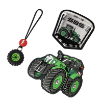 Step by Step Magic Mags - 3-teilig - GREEN TRACTOR