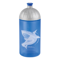 Step by Step Trinkflasche - ANGRY SHARK