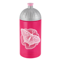 Step by Step Trinkflasche - BUTTERFLY LINA