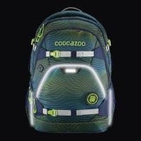 Coocazoo Rucksack ScaleRale - SONICLIGHTS GREEN