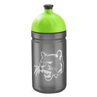 Step by Step Trinkflasche - WILD CAT