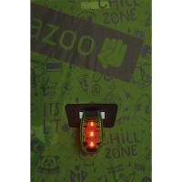 Coocazoo Regenhülle WeeperKeeper - GREEN REFLECT